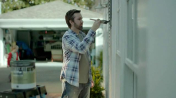 BEHR Paint Premium Plus Ultra TV Spot, 'Wet Dog' Song by Bronze Radio Return - Thumbnail 6