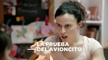 Huggies Natural Care Triple Clean TV Spot, 'Avioncito' [Spanish]
