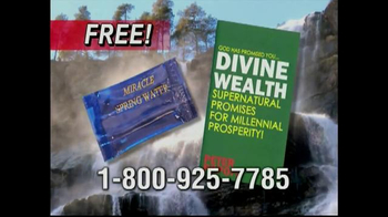 Peter Popoff Ministries TV Spot, 'Miracle Wealth' - Thumbnail 5
