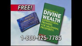 Peter Popoff Ministries TV Spot, 'Miracle Wealth' - Thumbnail 7