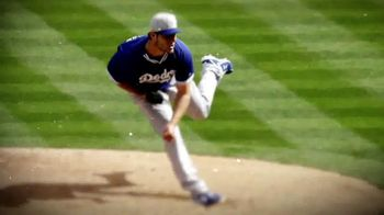 MLB TV Spot, 'Left-Handed Pitcher' Featuring Clayton Kershaw