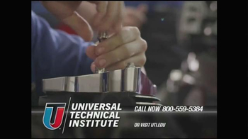 Universal Technical Institute (UTI) TV Spot, 'Technicians Needed' - Thumbnail 3