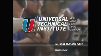 Universal Technical Institute (UTI) TV Spot, 'Technicians Needed' - Thumbnail 4