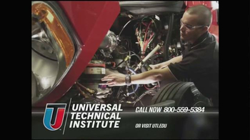 Universal Technical Institute (UTI) TV Spot, 'Technicians Needed' - Thumbnail 5
