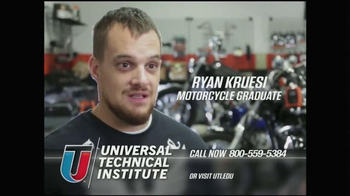 Universal Technical Institute (UTI) TV Spot, 'Technicians Needed' - Thumbnail 6