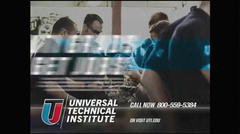 Universal Technical Institute (UTI) TV Spot, 'Technicians Needed' - Thumbnail 8