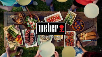 Weber TV Spot, 'Memorable Times'