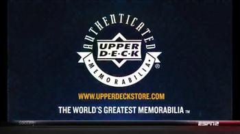 Upper Deck Store TV Spot, 'The World's Greatest LeBron James Memorabilia' - Thumbnail 1