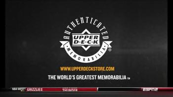 Upper Deck Store TV Spot, 'The World's Greatest LeBron James Memorabilia' - Thumbnail 10