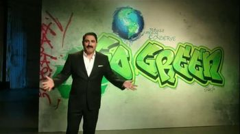 The More You Know TV Spot, 'Eat Locally' Featuring Reza Farahan