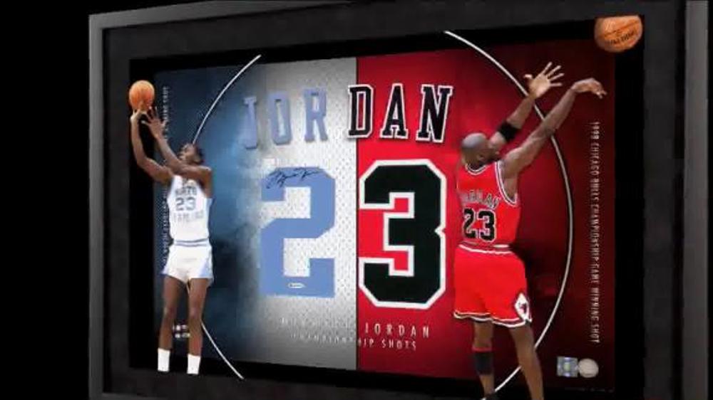 4b763dc0449 Upper Deck Store TV Commercial, 'The World's Greatest Michael Jordan  Memorabilia' - iSpot.tv