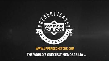 Upper Deck Store TV Spot, 'The World's Greatest Michael Jordan Memorabilia' - Thumbnail 10