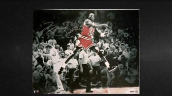 Upper Deck Store TV Spot, 'The World's Greatest Michael Jordan Memorabilia' - Thumbnail 6