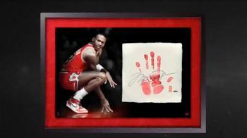 Upper Deck Store TV Spot, 'The World's Greatest Michael Jordan Memorabilia' - Thumbnail 8