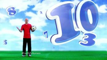 Univision Contigo TV Spot, 'Descubre Tu Número' [Spanish]
