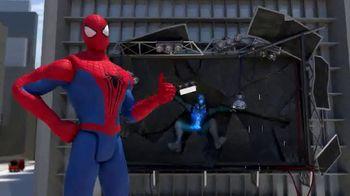 The Amazing Spider-Man 2 Spider Strike TV Spot, 'Itsy Bitsy Spider'