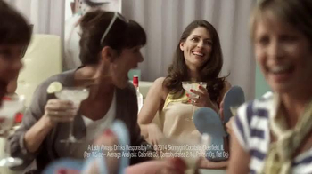 SkinnyGirl Cocktails Sparkling Margarita TV Spot - Thumbnail 2
