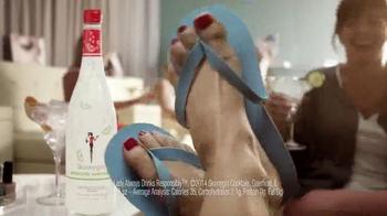 SkinnyGirl Cocktails Sparkling Margarita TV Spot - Thumbnail 3