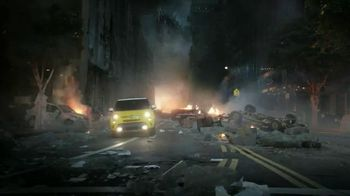 FIAT TV Spot, 'Godzilla'