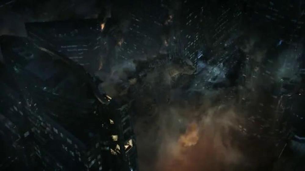 Fiat Tv Commercial Godzilla Ispot Tv