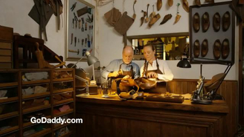 GoDaddy TV Spot, 'Shoemakers Extraordinaire' - Thumbnail 1