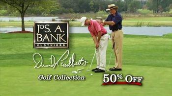 JoS. A. Bank TV Spot, 'David Leadbetter Golf Collection'