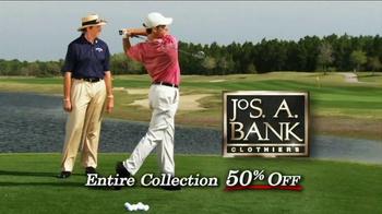 JoS. A. Bank TV Spot, 'David Leadbetter Golf Collection' - Thumbnail 5