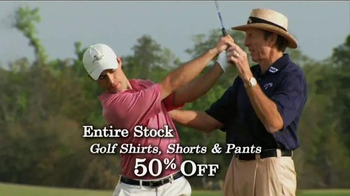 JoS. A. Bank TV Spot, 'David Leadbetter Golf Collection' - Thumbnail 6