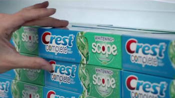 Crest Complete Plus Scope TV Spot, 'Cambios' [Spanish] - Thumbnail 2