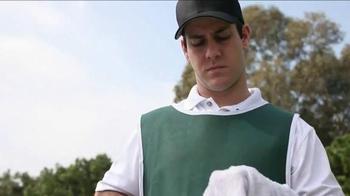 Frogger Golf Amphibian Towel TV Spot, 'Wet Towel' - Thumbnail 1