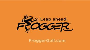 Frogger Golf Amphibian Towel TV Spot, 'Wet Towel' - Thumbnail 10