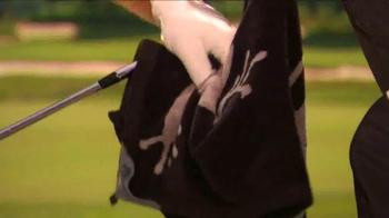 Frogger Golf Amphibian Towel TV Spot, 'Wet Towel' - Thumbnail 5