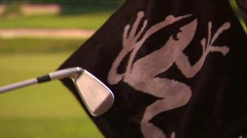 Frogger Golf Amphibian Towel TV Spot, 'Wet Towel' - Thumbnail 6