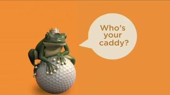 Frogger Golf Amphibian Towel TV Spot, 'Wet Towel' - 28 commercial airings