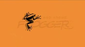 Frogger Golf Amphibian Towel TV Spot, 'Wet Towel' - Thumbnail 9