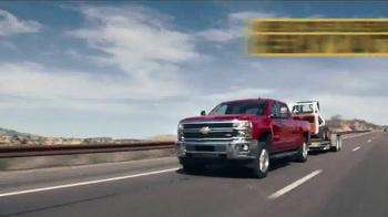 Chevrolet Silverado Lineup TV Spot, 'Strong Just Got Stronger' - Thumbnail 5
