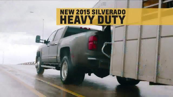 Chevrolet Silverado Lineup TV Spot, 'Strong Just Got Stronger' - Thumbnail 6