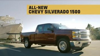 Chevrolet Silverado Lineup TV Spot, 'Strong Just Got Stronger' - 1997 commercial airings