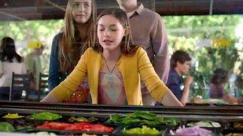 Subway TV Spot, 'An Enchanting Creation' - 814 commercial airings