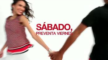 Macy's La Venta de Un Día Sábado TV Spot, 'Diamantes' [Spanish] - Thumbnail 2