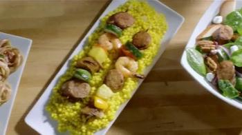 Al Fresco All Natural Chicken Sausage TV Spot, 'Eat Better' - Thumbnail 3