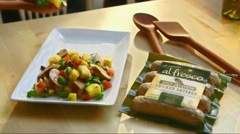 Al Fresco All Natural Chicken Sausage TV Spot - Thumbnail 1