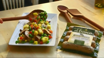 Al Fresco All Natural Chicken Sausage TV Spot - Thumbnail 2