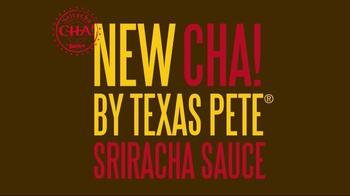 Texas Pete Cha! TV Spot, 'Embrace Your Chaddiction' - Thumbnail 1