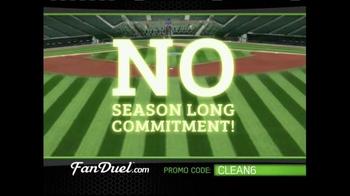 FanDuel Fantasy Baseball One-Day Leagues TV Spot, 'Big Winner: Joe' - Thumbnail 4