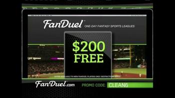 FanDuel Fantasy Baseball One-Day Leagues TV Spot, 'Big Winner: Joe' - Thumbnail 9
