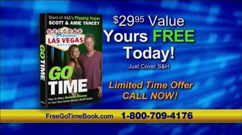 Free Go Time Book TV Spot Featuring Scott amd Amie Yancey - Thumbnail 9