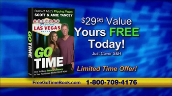 Free Go Time Book TV Spot Featuring Scott amd Amie Yancey - Thumbnail 3