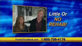 Free Go Time Book TV Spot Featuring Scott amd Amie Yancey - Thumbnail 4