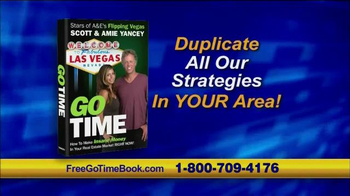 Free Go Time Book TV Spot Featuring Scott amd Amie Yancey - Thumbnail 6
